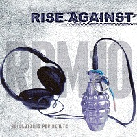 Cover RISE AGAINST, rpm 10