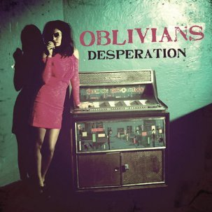Cover OBLIVIANS, desperation