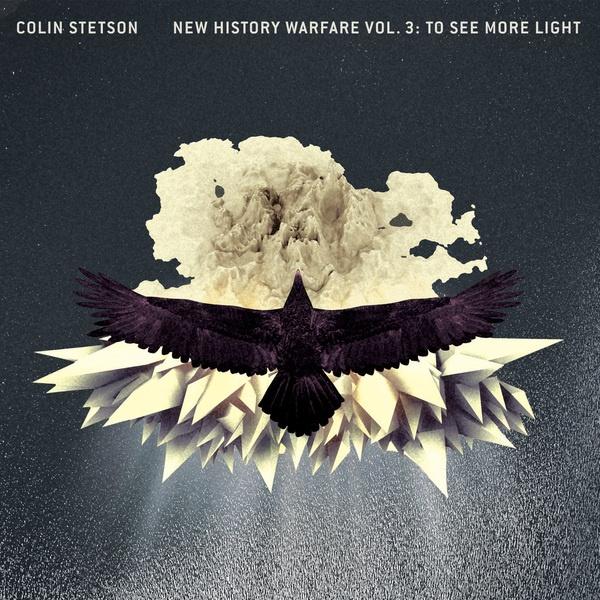 COLIN STETSON, new history warefare vol. 3 cover