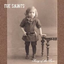 Cover SAINTS, king of the sun