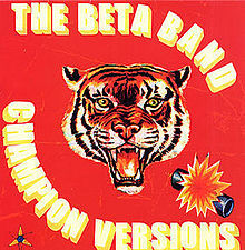 Cover BETA BAND, champion versions