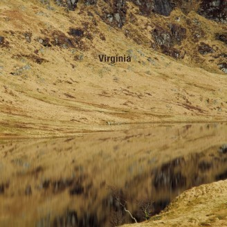Cover VIRGINIA, loch und hill ep