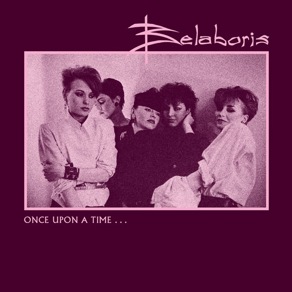 Cover BELABORIS, once upon a time ...