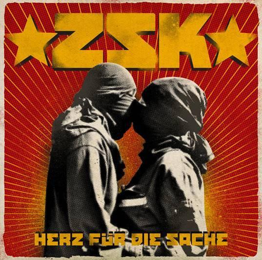 ZSK, herz für die sache cover