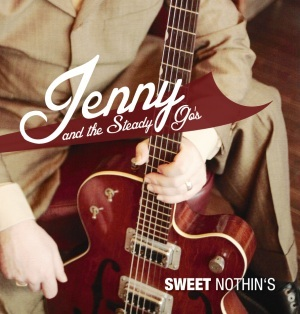 Cover JENNY AND THE STEADY GO´S, sweet nothing´s
