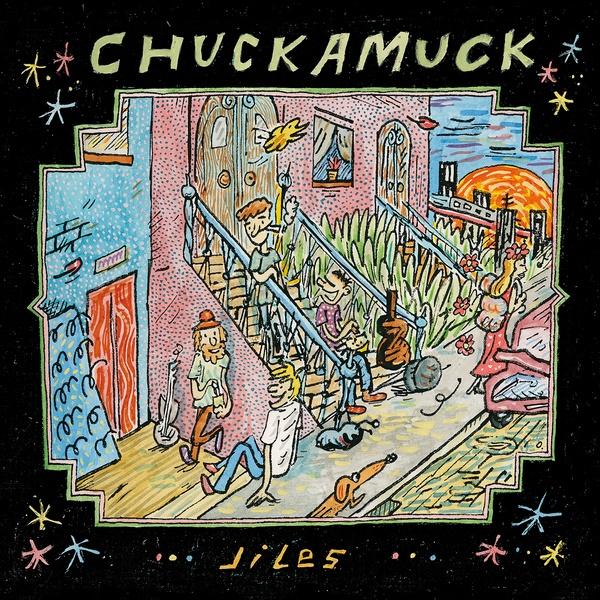 CHUCKAMUCK, jiles cover