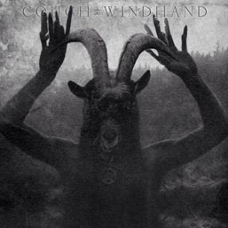 Cover COUGH / WINDHAND, split