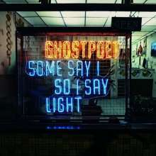 Cover GHOSTPOET, some say i so i say light