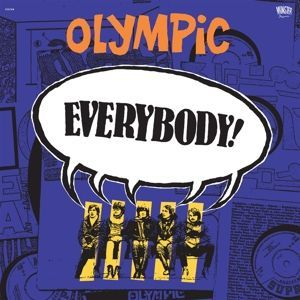 OLYMPIC, everybody! cover