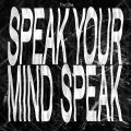 Cover THE / DAS, speak your mind speak