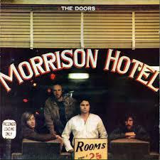 DOORS, morrison hotel cover