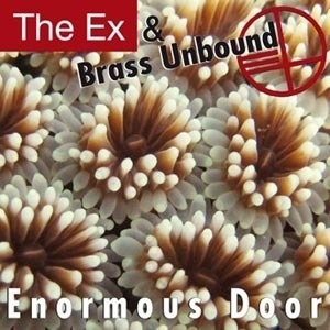 Cover EX & BRASS UNBOUND, enormous door