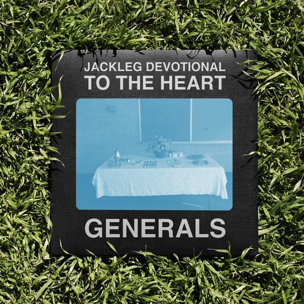 Cover BAPTIST GENERALS, jackleg devotional to the heart