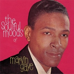 MARVIN GAYE, soulful moods of.... cover
