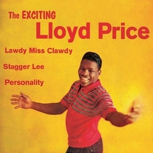 LLOYD PRICE, the exciting lloyd price cover