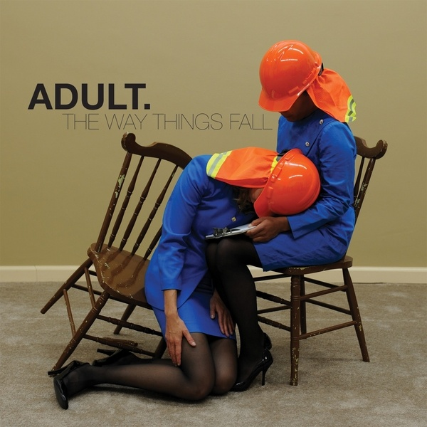 Cover ADULT., the way things fall