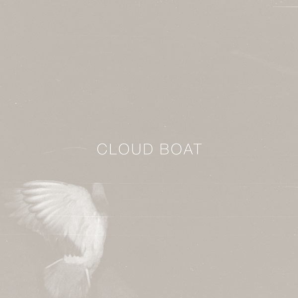CLOUD BOAT, book of hours cover