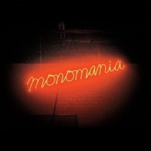 DEERHUNTER, monomania cover