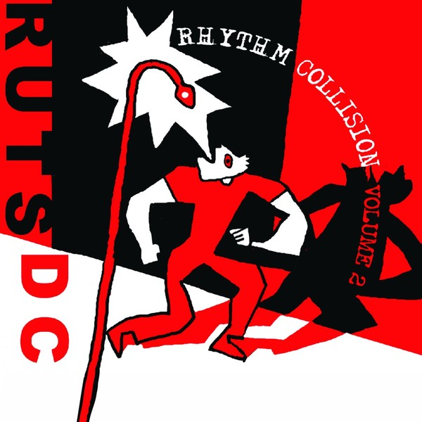 Cover RUTS DC, rhythm collision 2