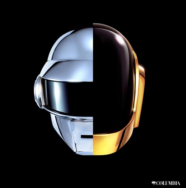 Cover DAFT PUNK, random access memories