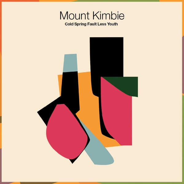 Cover MOUNT KIMBIE, cold spring fault less youth