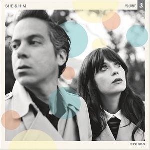 Cover SHE & HIM, volume 3