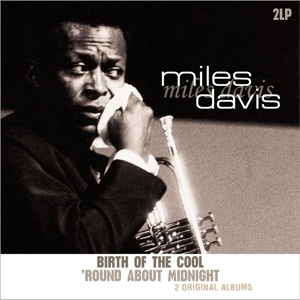 MILES DAVIS, birth of the cool / ´round about midnight cover
