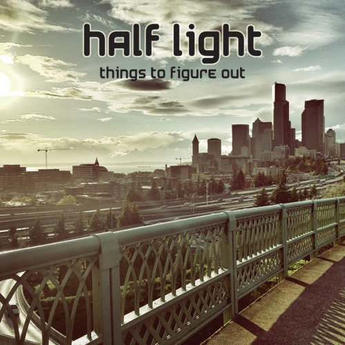 HALF LIGHT, things to figure out cover