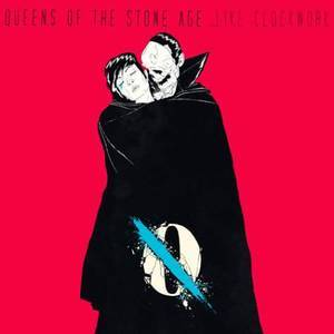 QUEENS OF THE STONE AGE, like clockwork cover