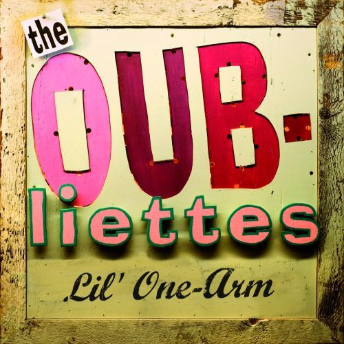 Cover OUBLIETTES, lil one-arm