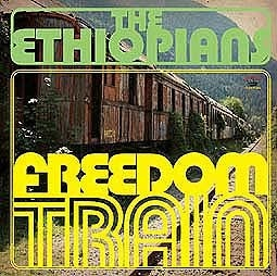 ETHIOPIANS, freedom train cover
