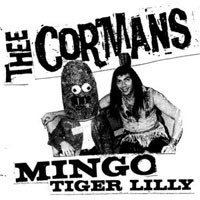 Cover THEE CORMANS, mingo