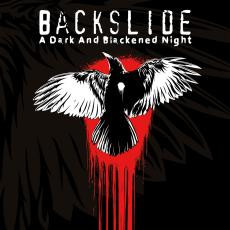 Cover BACKSLIDE, a dark and blackened night