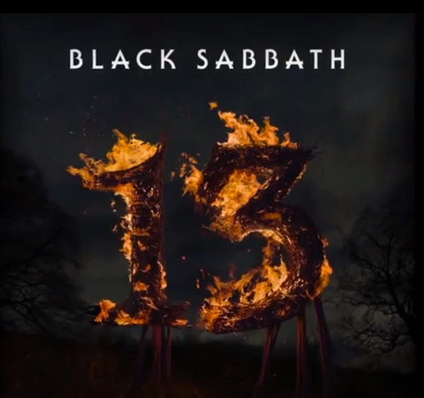 BLACK SABBATH, 13 cover