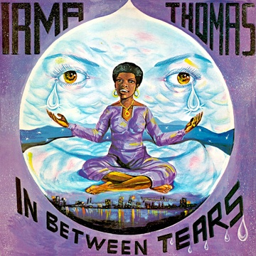 IRMA THOMAS, in between tears cover