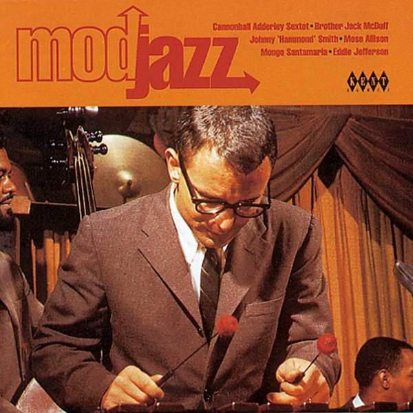 V/A, mod jazz cover
