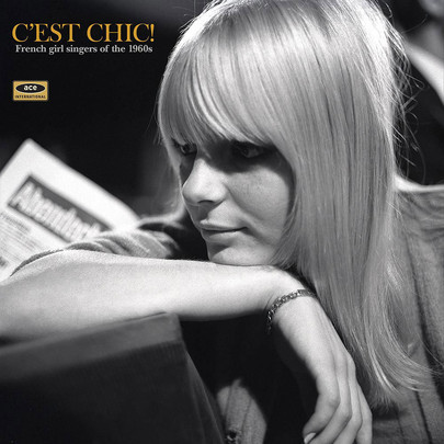 Cover V/A, c´est chic - french girl singers of the 1960s