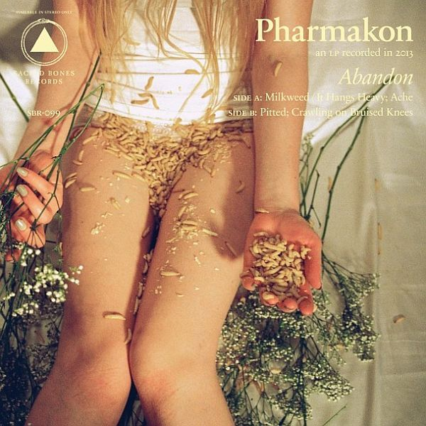 Cover PHARMAKON, abandon