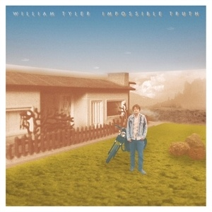 WILLIAM TYLER, impossible truth cover