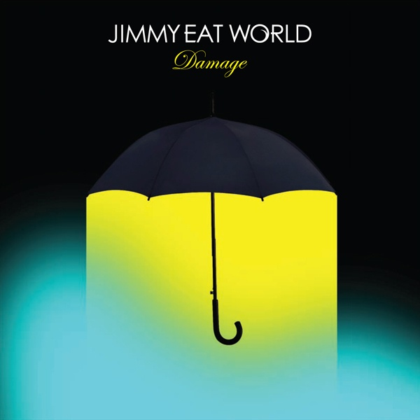 Cover JIMMY EAT WORLD, damage