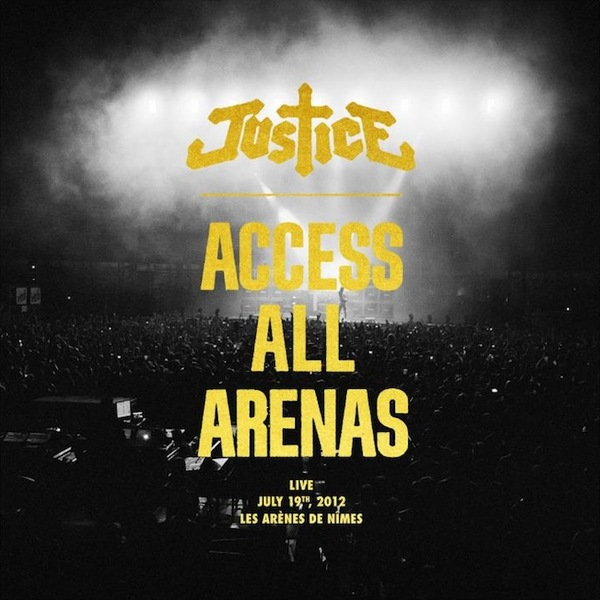 Cover JUSTICE, access all arenas