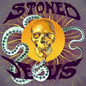 Cover STONED JESUS, first communion