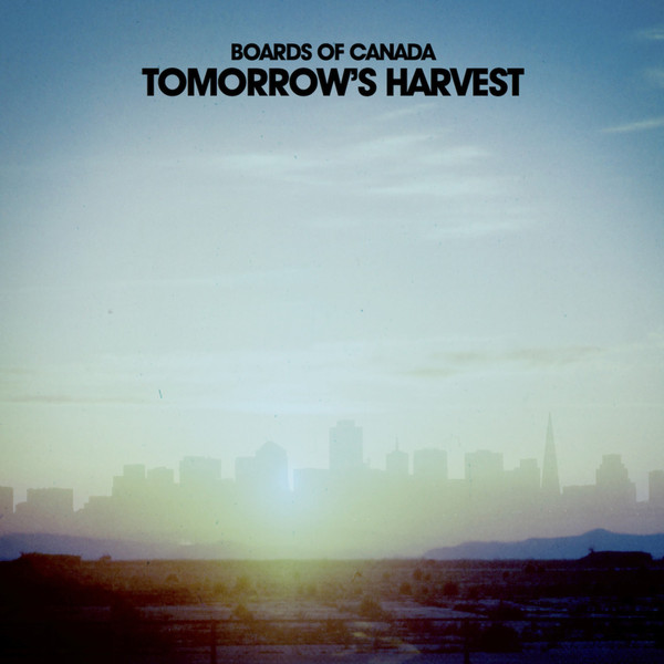 BOARDS OF CANADA, tomorrow´s harvest cover