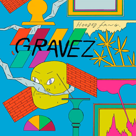HOODED FANG, gravez cover