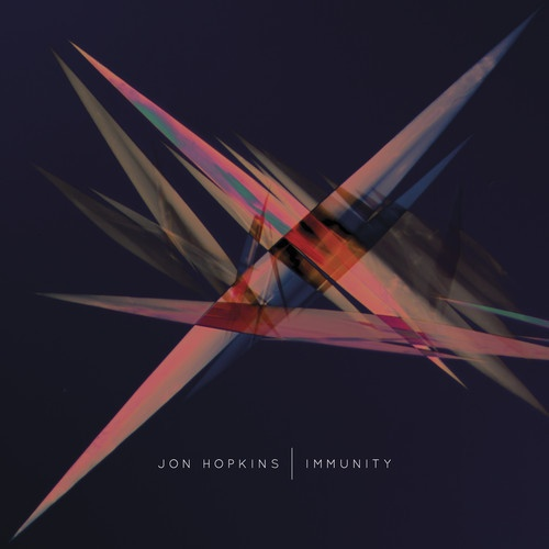 Cover JON HOPKINS, immunity