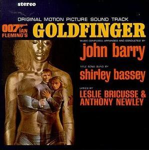 Cover O.S.T., goldfinger