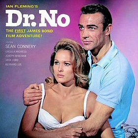O.S.T., dr. no cover
