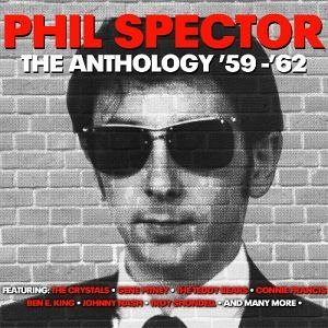 Cover PHIL SPECTOR, anthology 59-62