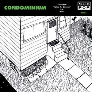 Cover CONDOMINIUM, carl