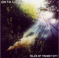 OKTA LOGUE, tales of transit city cover